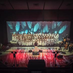 Concierto de Navidad de Voces del Sol en el Teatro PeruanoJaponés