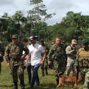 Colombia: Envían tropas del Ejército a Chocó por ocupación de gruposparamilitares
