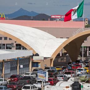 EE.UU amplía programa MPP. Migrantes detenidos en en sector Tucson, Arizona serán procesados y devueltos por puerto Nogales,Sonora