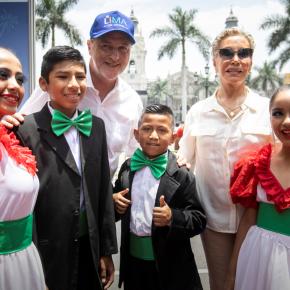 """La """"Semana de Lima"""" presenta las actividades por el 485 aniversario de Fundación de laCiudad"""