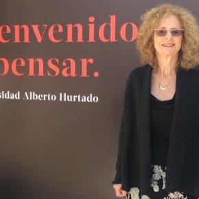 Liberando alianzas entre víctimas y victimarios: psicoanalista influyente Jessica Benjamin enLima