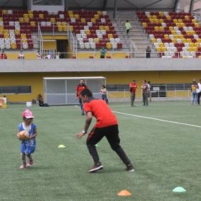 Programa de verano deportivo en las sedes de los Juegos Panamericanos y Parapanamericanos Lima2019