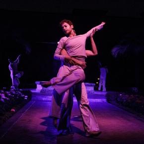 Ballet San Marcos y amigos bailan por Villa ElSalvador