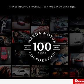 """""""Concurso de Mazda te lleva a Hiroshima"""" por la celebración de los 100 años deMazda"""