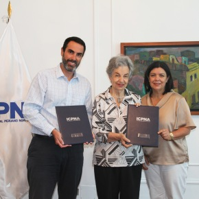 Icpna suscribe alianza con Programa de Intercambio Cultural y Educativo y otorga becas integrales en universidad deEE.UU.