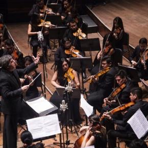 Orquesta Sinfónica Nacional Juvenil Bicentenario de Perú presenta Beethoven y el PaisajeRomántico