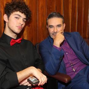 """Actores mexicanos Joaquín Bondoni y Mauricio Islas protagonizarán obra teatral """"Distorsión enLima"""