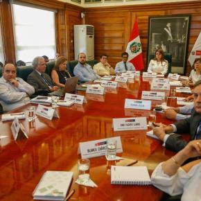 Exportación y turismo frente al coronavirus en Perú: Reuniónpública-privada