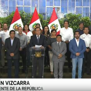 Perú restringe circulación de personas por 15 días, cierre de fronteras y otras medidas por Coronavirus: Decreto de Urgencia044-2020