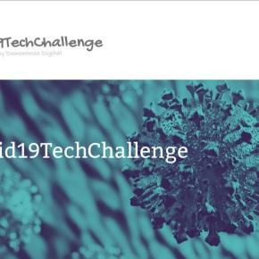 #Covid19TechChallenge: Democracia Digital auspicia Concurso que busca soluciones digitales para contrarrestar lapandemia
