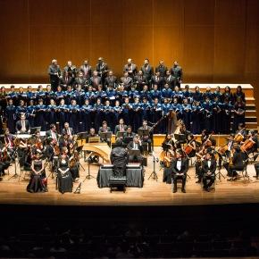 El Mesías de Händel domingo 12 a las 5:00 p.m. en el Gran Teatro Nacional del Perú enVivo