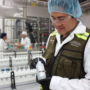 L'Oréal Latinoamérica en la lucha contra el COVID-19: Se compromete con proteger los puestos de trabajo de todos sus empleados, apoyar a sus clientes y contribuir a losesfuerzos