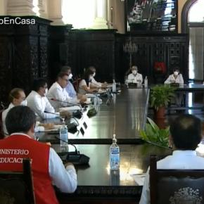 Perú extiende por 14 días  cuarentena Coronavirus COVID 19: Continúa restricción de circulación de personas, cierre de fronteras y otrasmedidas