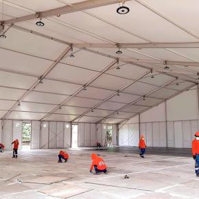 Legado de los Juegos Panamericanos Lima 2019 instalarán hospitales temporales en Lima, Huacho yCañete