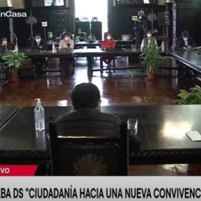 Por 37 días y por quinta vez Perú extiende cuarentena Coronavirus COVID 19: Continúa restricción de circulación de personas, cierre de fronteras y anuncia másmedidas