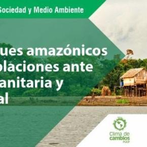 Los bosques amazónicos y sus poblaciones ante la crisis sanitaria y ambiental: Webinar INTE-PUCPgratuito