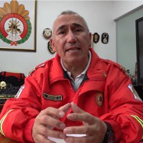 Partida adicional para pagar a bomberos choferes que iban a ser despedidos ''va por buen camino'': Intendente Nacional de Bomberos del Perú, Luis Antonio Ponce LaJara