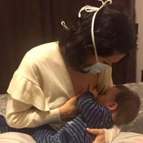 UPC: Las madres diagnosticadas con COVID-19 deben seguir dando de lactar a sus bebés y extremar cuidados para evitarcontagiarlos