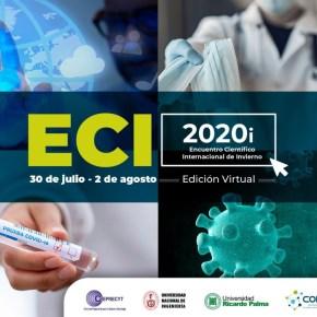 Encuentro Científico Internacional, ECI de Invierno 2020 Edición virtual: 30 Julio – 2Agosto