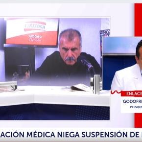 Huelga médica del sector público en Perú : A la espera de obtener equipos de protección COVID 19 y pago de sueldos con la realidad de la falta de camasUCI