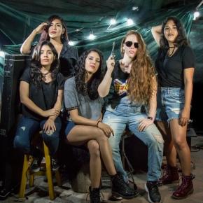 Mix Enrockeradas 2020: reunieron 5 bandas femeninas de rock por la unión del gremio musical en época depandemia
