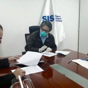 Son 16 clínicas privadas peruanas de 50 que firman contrato con el SIS para pacientes que requieran ventilador mecánico y que sean derivados del sector público porque no tienenespacios