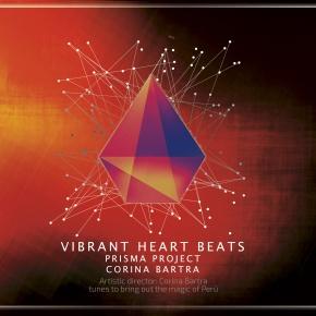 Latidos vibrantes del corazón (Vibrant Heart Beats) la reciente grabación digital de Corina Bartra propone sonidos del mundo con sentimientoperuano