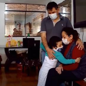 Niño peruano con leucemia necesita viajar a España por tratamiento que puede salvar suvida