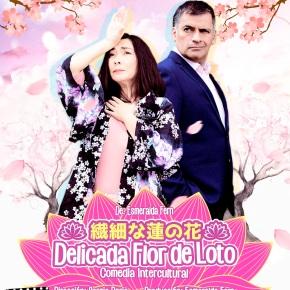 """Pold Gastelo retorna a los ecenarios con la obra virtual  """"Delicada Flor de Loto, comedia intercultural"""""""