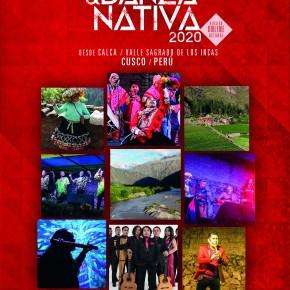 IV Festival Internacional de Música y Danzas Nativas 2020 desde el Valle Sagrado de los Incas en su versión digital2020