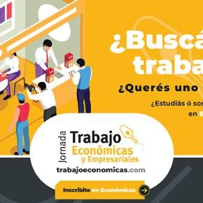 Jornadas Trabajo Económicas y Empresariales organizado por Work Tec Argentina: 17 y 18 Setiembre Inscripcióngratuita