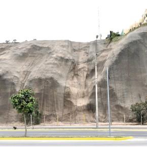 Municipalidad de Lima lanzó licitación para obra de estabilización de taludes en acantilado del malecón Castagnola con inversión de casi 7 millones desoles
