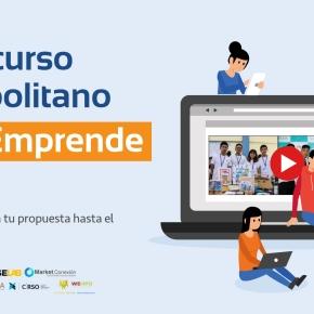V Concurso Metropolitano Lima Emprende 2020: Dirigido a docentes del área de Educación para el Trabajo  públicos y privados EBR,EBA y estudiantes secundarios de LimaMetropolitana