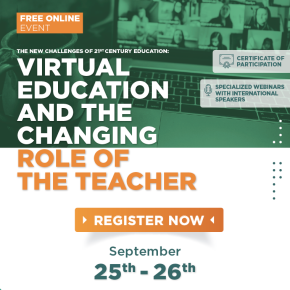 Virtual education and the changing role of the teacher: SBS Librería Internacional Conference, free on line
