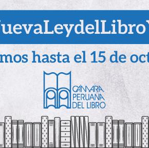 CPL y la Asociación de Editoriales Independientes  de Perú están satisfechos por extensión de exoneración del impuesto a las ventas de libros aprobada por el Congreso de laRepública