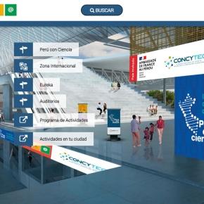 Con más de 200 proyectos de ciencia y tecnología, y grandes divulgadores internacionales se reúnen en la feria virtual Perú con Ciencia, del 30 de noviembre al 9 dediciembre