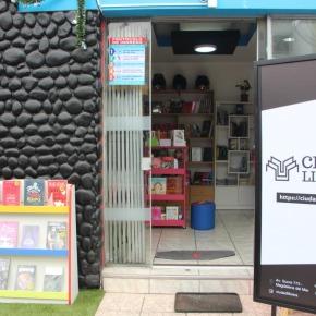 """Inauguran Librería """"Ciudad Librera"""" en Magdalena delMar"""