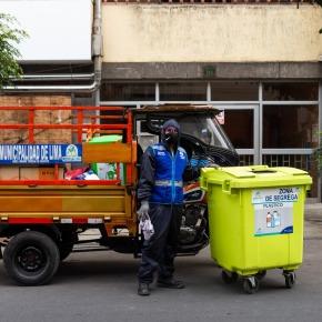 Portal del Recicla Lima: Rutas de reciclaje habilitadas en el Cercado y promotores para atender a losciudadanos
