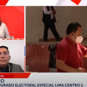 Presidente transitorio de Perú, Francisco Sagasti, pudo renunciar al Partido Morado desde que fue aceptado como candidato a las elecciones internas de cara a las generales2021