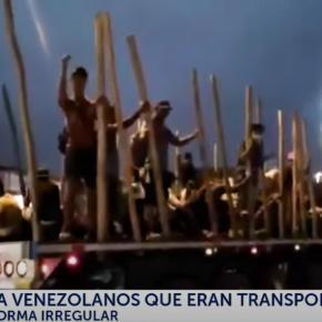 Cientos de venezolanos indocumentados cruzan la frontera norte de Perú con la complicidad de autoridades: Falta control permanente en fronteras y políticas migratorias que secumplan