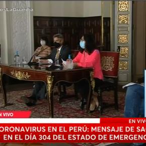Gobierno peruano por segunda ola COVID 19: medidas que no funcionaron, mensaje  con lenguaje enredado y conferencia de prensarestrictiva