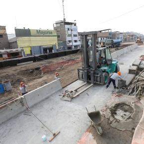 Obras viales por más de mil millones durante el 2021 anunció la Municipalidad deLima