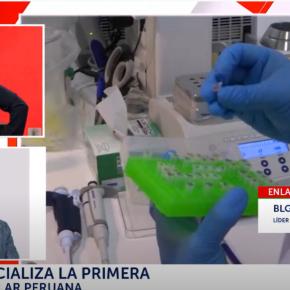 Prueba molecular Kit CavBio fabricada en Perú recibió autorización excepcional de DIGEMID en venta para personas jurídicas como entidades públicas, clínicas y laboratorios a 20 soles sin impuestoincluido