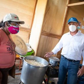 Campaña #AdoptaUnaOlla a cargo de la Municipalidad de Lima para atender a la población más vulnerable: Donaciones de víveres omonetarias