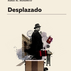 """Novela """"Desplazado"""" de Raúl R. Romero fue presentada bajo el sello editorial MesaRedonda"""