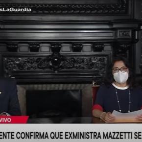 Perú completó el millón de vacunas chinas Sinopharm, mientras funcionarios del gobierno renunciaron por haberse vacunado ilegalmente antes que supoblación