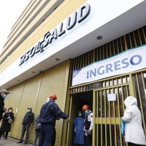 Sisol Salud continuará brindando servicios de atención ambulatoria durante nueva cuarentena enPerú