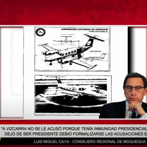 Con casos igual de oprobiosos, ex presidentes peruanos Humala y Kuczynski recibieron prisión preventiva y el vacado Vizcarra, no. Lo blindan hasta quitar argumento de peligro de fuga. Para ejemplos, el juez CésarHinostroza