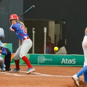 Con sóftbol femenino cierra programa deportivo de los Juegos Panamericanos Junior Cali2021