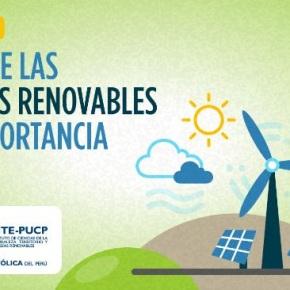 El Uso de las Energías Renovables y su Importancia: Webinar gratuitoINTE-PUCP